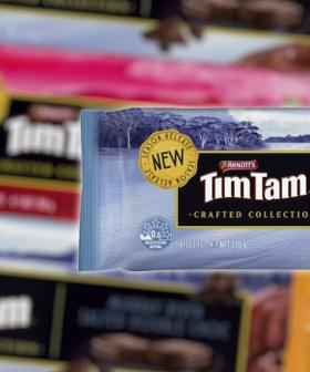 There's A Range Of New Tim Tam Flavours And Just Reading About Them Is Making Our Mouths Water