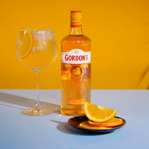 Gordon's Has Released A Mediterranean Orange Gin!