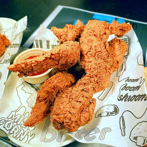 Fried Chicken Joint 'Butter' Has Opened A Third Store In Chatswood!