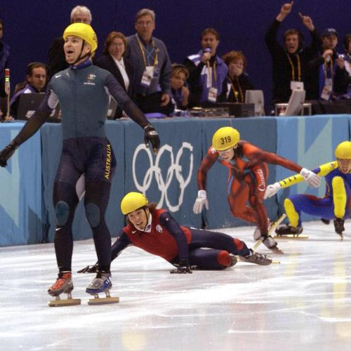 Steven Bradbury Has Launched A Beer Called 'Last Man Standing'