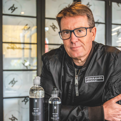 True Aussie Spirit: This Brewery Owner Did Whatever It Took To Keep His Staff In A Job Through 2020
