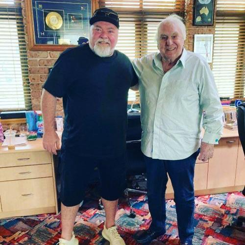 Kyle Sandilands Reacts To His Own Disastrous Interview On John Laws