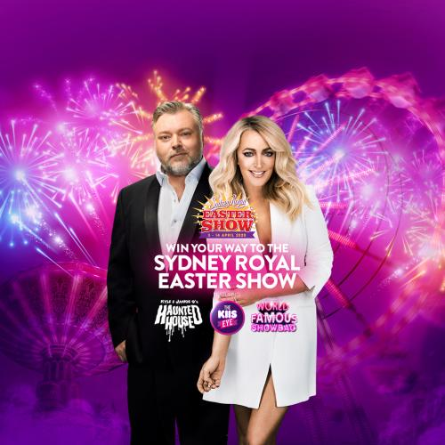 KIIS 1065 Has Your Free Tickets To The Sydney Royal Easter Show!