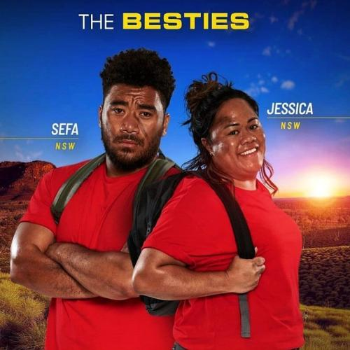The Amazing Race's Sefa & Jess Reveal How Contestants Pee During Challenges!