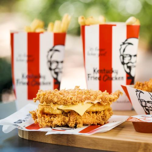 Did You See The Secret Menu Item That Appeared On The KFC App This Week?