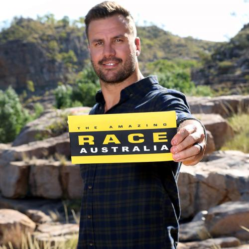 Beau Ryan Does The Death Defying 'Amazing Race' Challenges