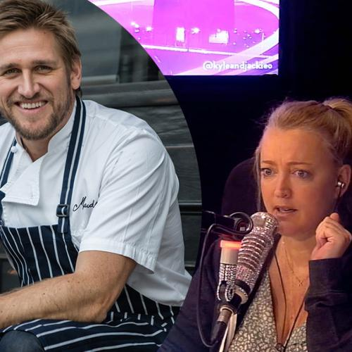 Curtis Stone Talks Jackie O Through Some Weightloss Tricks