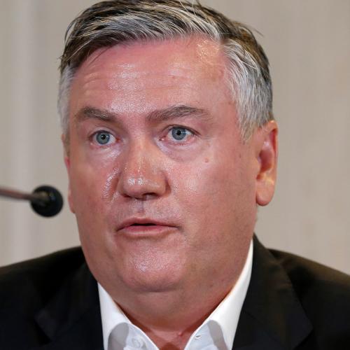 Eddie McGuire Stands Down As Collingwood President
