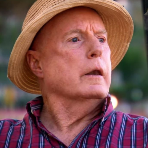 Ray Meagher Refuses To Say 'Flamin' Galah' In Interview