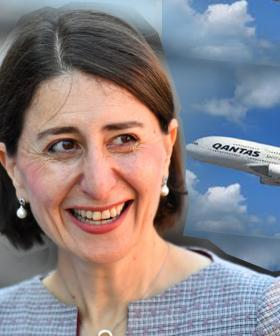 Premier Gladys Berejiklian Reveals The One Thing You Need To Do To Be Able To Travel Again