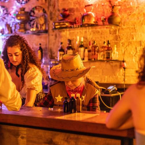 Yee-Haw! Sydney's Got A New Wild West Themed Bar In Sydney