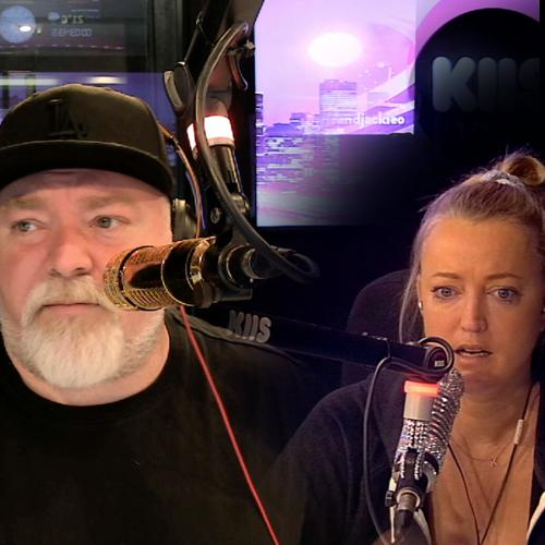 Kyle Sandilands Tries His Very Best To Make Jackie O Cry