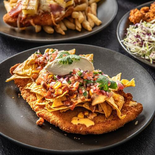 We're Getting A Delicious CHICKEN SCHNITTY FESTIVAL!