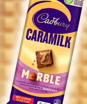 Cadbury Just Confirmed A New Caramilk/Marble Cross-Over, So Shut Up And Take Our Money!