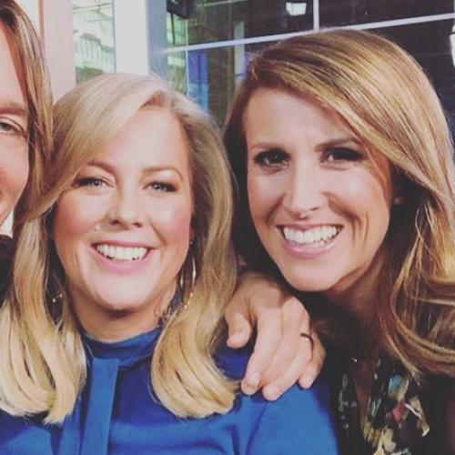 Natalie Barr Has Been Confirmed As Sam Armytage's Replacement On Sunrise