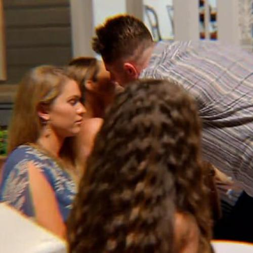 MAFS Bryce Reveals What The Upcoming Explosive 'Kiss' With Bec Actually Is!
