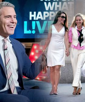 Andy Cohen Spills Exciting Goss About Sex & The City Reboot