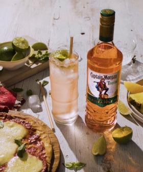 Ahoy-Hoy! Captain Morgan Has Sailed In With A Pineapple & Mango Rum!
