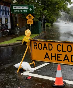 """""""Prepare To Evacuate"""": Sydney Flooding Could Worsen As Dams Begin To Overflow"""