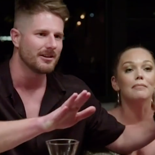 MAFS Bryce And Sam Continue Their Fight Live On-Air On The Kyle & Jackie O Show!