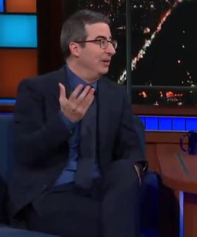 John Oliver's 2018 Warning To Meghan Markle Is Nostradamus-Level Accurate