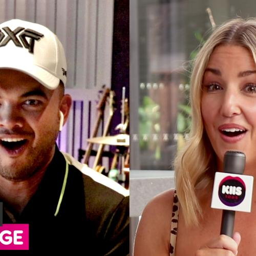 Guy Sebastian pranks his wife Jules 😂😱