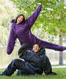 Aldi's Popular Sleeping Bag Onesies Are Making A Comeback