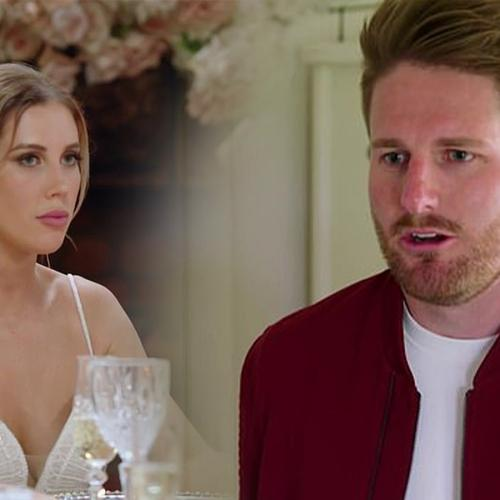 MAFS Bryce Exposes Huge Secret About Bec Live On-Air