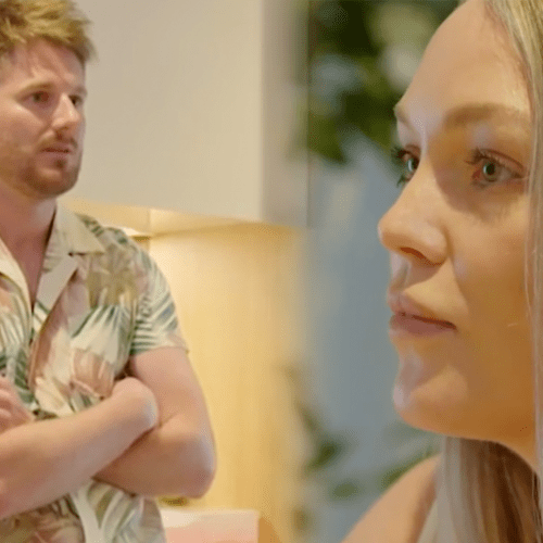 MAFS Bryce Accuses Bec Of Bullying Wife Melissa During Experiment