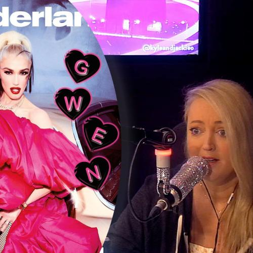 Gwen Stefani Stunned Jackie O To Complete Silence During This Interview