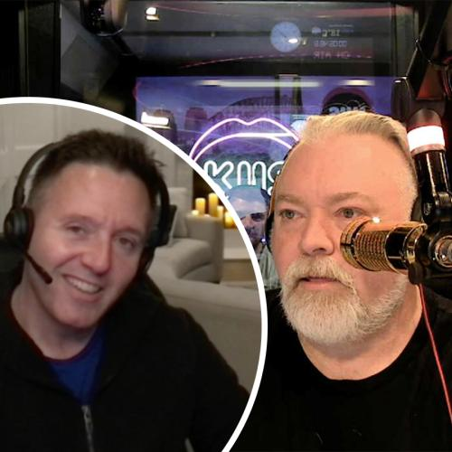 Psychic Medium John Edward Had A Baffling Dream About Kyle Sandilands