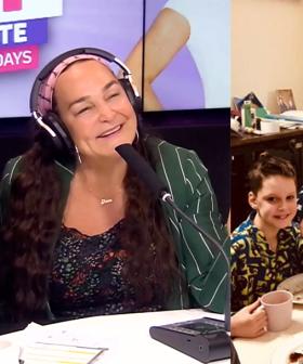 Kate Langbroek Reveals The Bizarre Questions Her Kids Ask Her