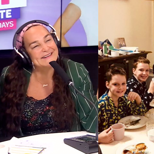 Kate Langbroek Reveals The Bizarre Questions Her Kids Ask Her