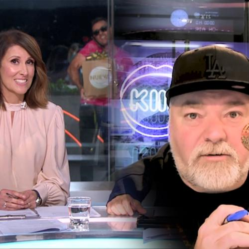 Kyle Sandilands Makes Big Gesture To Sunrise Host Natalie Barr As Apology For Controversial Comments