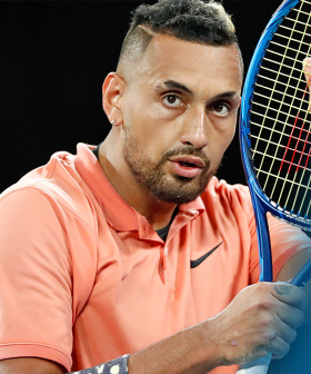 Nick Kyrgios Has Slid Into This Singer's DMs