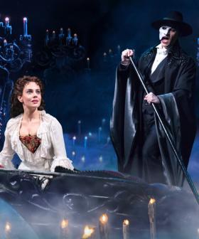 Andrew Lloyd Webber's 'Phantom of the Opera' Is Coming To Sydney!