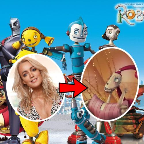 We Tracked Down Jackie O's Voice Acting In 'Robots' & You'll NEVER Believe It's Her!