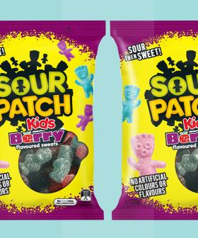 Sour Patch Kids Have Released Berry Delicious New Flavours!