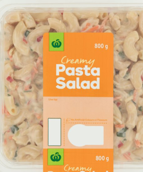 "Viral TikTok Video Debates What Is Behind The ""Aftertaste"" In Woolies Pasta Salad"