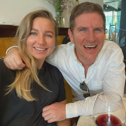 You Won't BELIEVE What Sunrise Weatherman Sam Mac Sent His Girlfriend Before Meeting Her