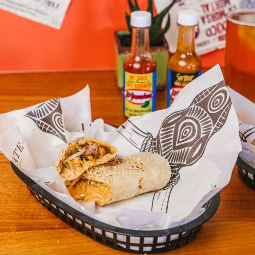 This Sydney Bar Is Serving 'Big Mac' Burritos For National Burrito Day Today!