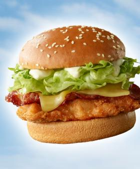 Macca's Just Dropped Three New Chicken And Bacon Burgers And Our Mouths Are Watering!