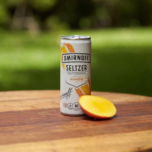 Smirnoff Seltzer's Have Released A Delicious Mango Flavour & It's The Best One Yet!