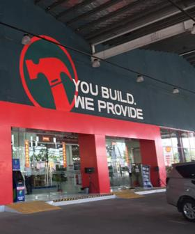 There's A Fake 'Bunnings' Warehouse In The Philippines... And They Sell Booze