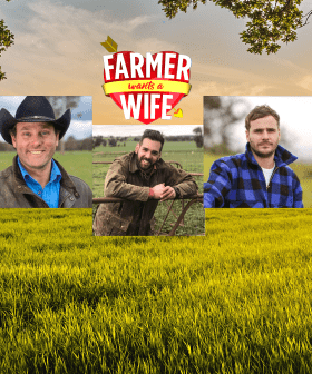 We FINALLY Know When 'Farmer Wants A Wife' Is Starting & It's Sooner Than You Think!