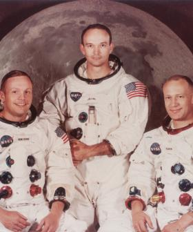 Apollo 11 Pilot Who Took Us To The Moon, Michael Collins Dies At 90