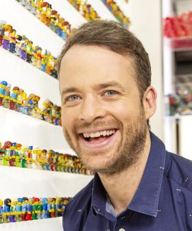 Hamish Blake May Have Just Undertaken A Bizarre World First