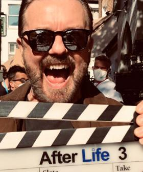 Filming For Third Season of Ricky Gervais Hit 'After Life' Has Officially Kicked Off