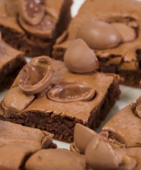 This Delicious Easter Egg Brownie Recipe Is The Perfect Post-Easter Treat!