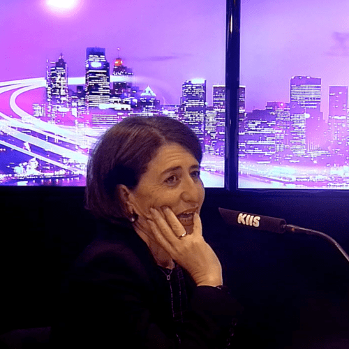 Premier Gladys Berejiklian Reveals Humiliating Position She Faced On The Streets Of Sydney